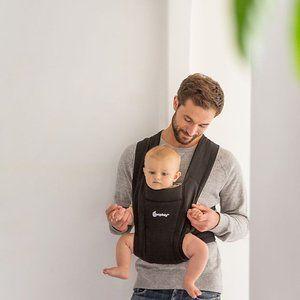 NWOT Ergobaby Embrace Newborn Carrier Black